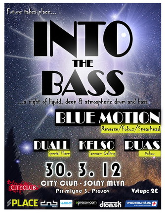 Into the bass