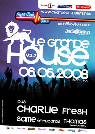Le Grande House vol.2 @ Pulso