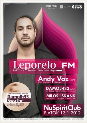 Leporelo_FM Party