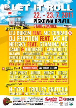 Let it Roll open air festival