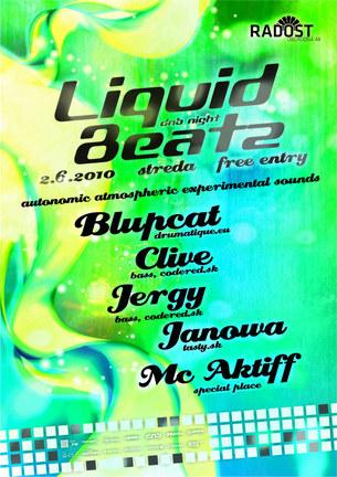 Liquid Beatz 2.6.2010