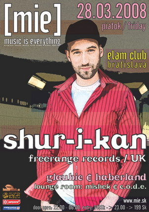 Music is Everything with Shur-I-Kan