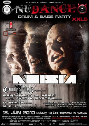 NUDANCE XXL5 NOISIA