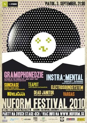 Nuform Festival 2010