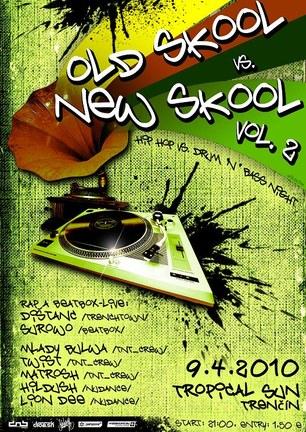 Old Skool vs.New Skool vol.2.