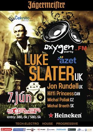 Oxygen_FM party