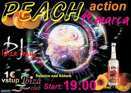 Peach action