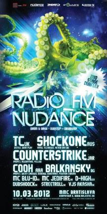 RADIO_FM NUDANCE @ TC - SHOCKONE - COUNTERSTRIKE - COOH