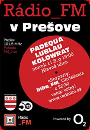Rádio_FM v Prešove