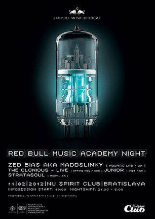 Red Bull Music Academy Night