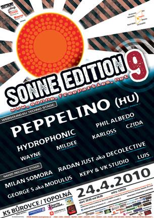 Sonne Edition 9