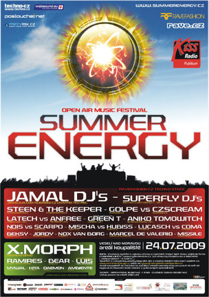 Summer Energy - Open Air Music festival