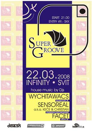 Supergroove @ Infinity