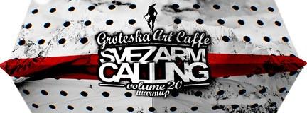 Svezarm Calling #20 warmup