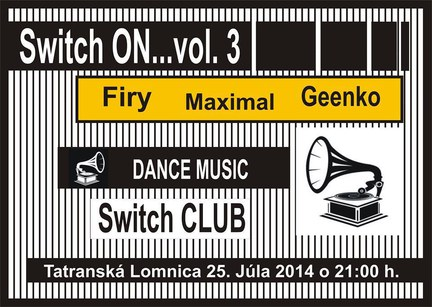 Switch ON vol..3