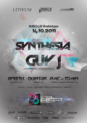 Synthesia presents: Guy J