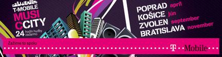 T-Mobile Music City 2009 - Poprad