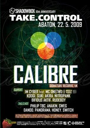 Take Control (Shadowbox 10th Anniversary)