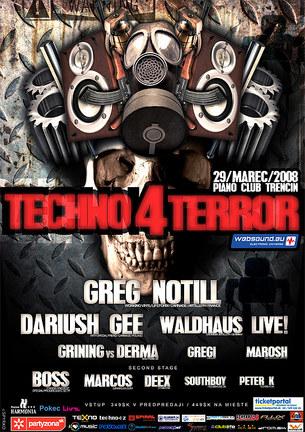 Techno Terror 4 - Brain Damage