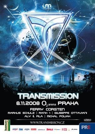 Transmission - 8.11.2008 - Praha [CZ]