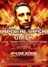APOKALYPSA Shleha Energy @ 24.2.2006