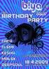 B!YABASS___1st Birthday