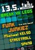 Break Ya Legs (the Funk Junkiez live!)