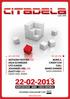 Citadela Cube Game