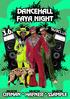Dancehall Faya Night