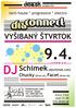 Disconnect party with DJ Schimek