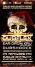 """Dubflex @ Subclub """"Burnin Santa"""""""
