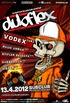DUBFLEX @ SUBCLUB Friday 13th presents VODEX (UK)