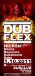 DUBFLEX & SUBCLUB presents NICKSN (NL)