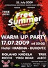 Free Summer 2009 Warm Up Party