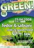 Green! B- day edition