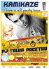 KAMIKAZE I Love U All - Facetku B-Day party