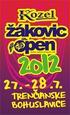 Kozel Žákovic Open