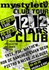 MyStyleTV Club Tour v Košiciach!