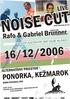 Noise Cut - live