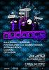 Nudance night in Experiment Poprad