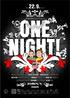 ONE NIGHT!