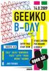 Open Air Geenko B-Day celebration