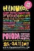 Pohoda Indoor Camping Festival