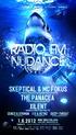 RADIO_FM NUDANCE presents Skeptical, Xilent, Panacea