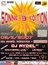 Sonne Edition 3
