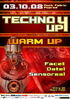 Techno Up 4 warm up