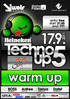 TECHNO UP 5 (Warm Up)