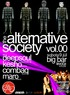 THE ALTERNATIVE SOCIETY vol. 00. /SVEZARM CALLING OPEN AIR WARM UP/