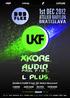 UKF Dubflex 1.12.2012