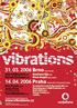 VIBRATIONS - Praha 14.4.2006